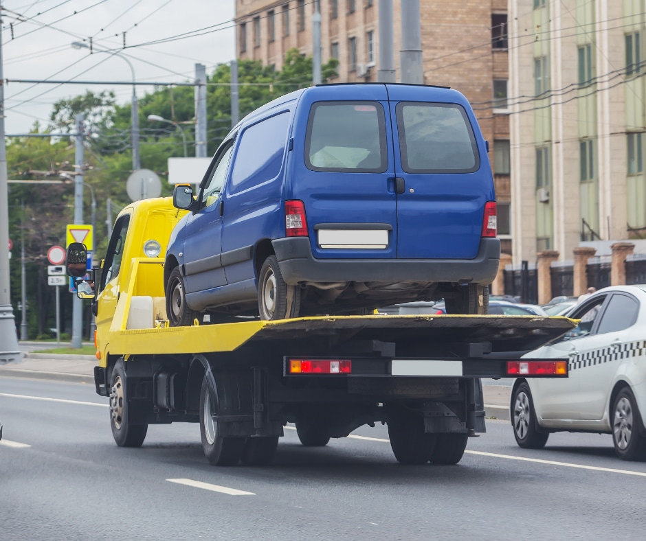 Long Distance towing Service
