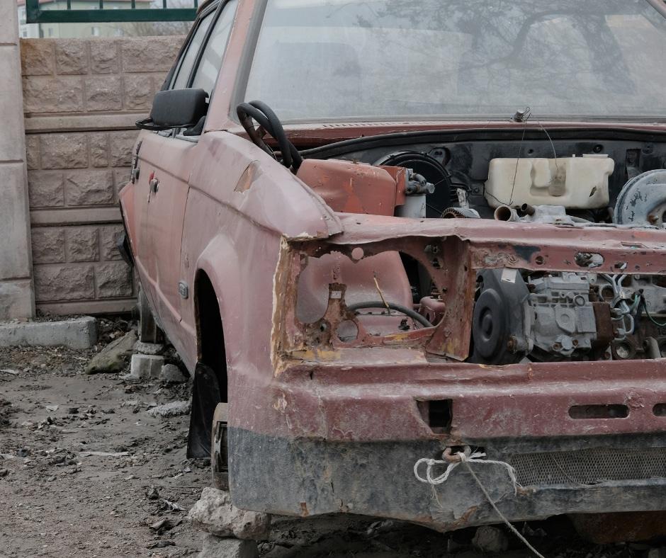 Junk Car Removal Needs